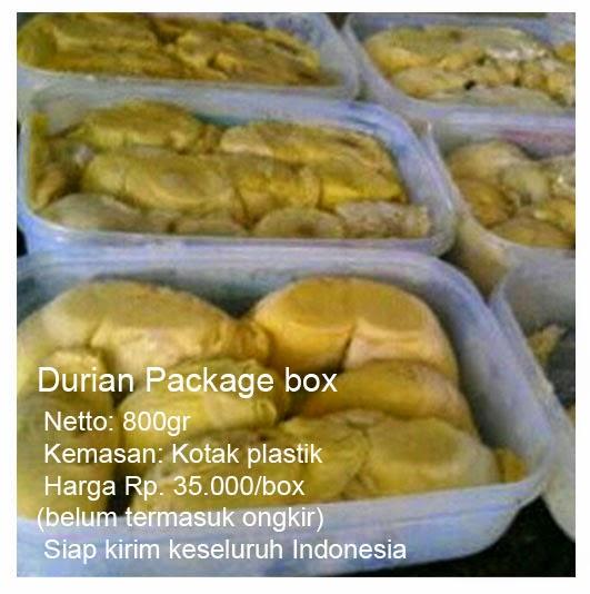 Distributor Resmi Pancake Durian