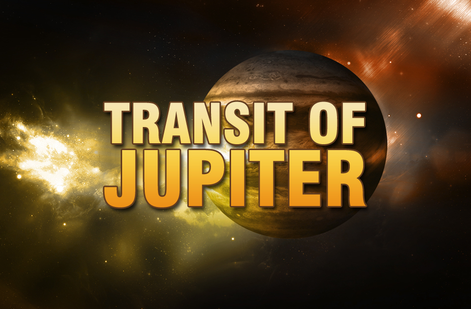 Transit of Jupiter
