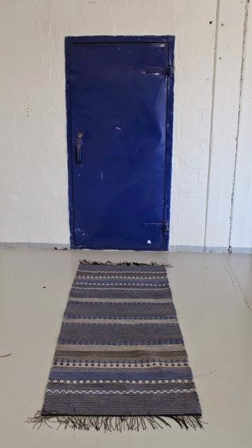 kudottu matto