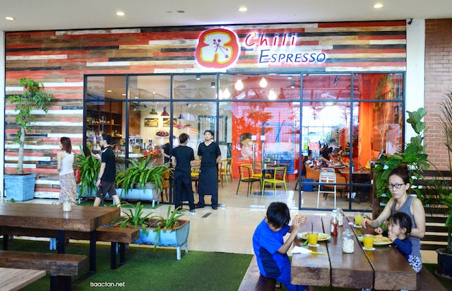 Chili ESPRESSO @ NEXUS Bangsar South, Kuala Lumpur