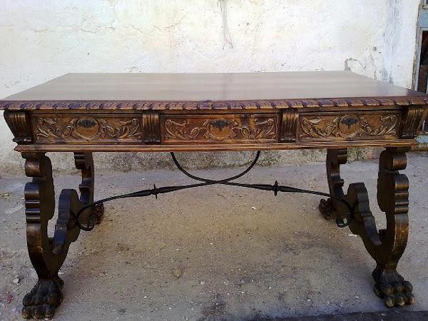 Restaurar muebles antiguos hacer bricolaje es - Ideas para restaurar muebles viejos ...