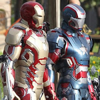 Iron Man 3: Iron Patriot y la Mark XLVII