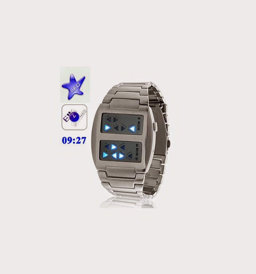 Reloj LED Predator