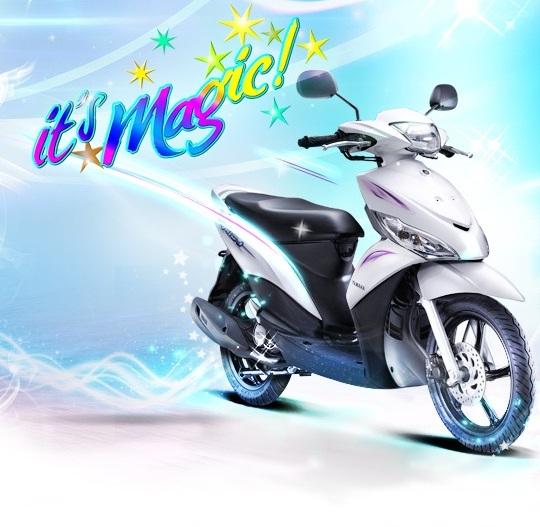 Yamaha MIO J-FI Matik Mopang Injeksi Termurah