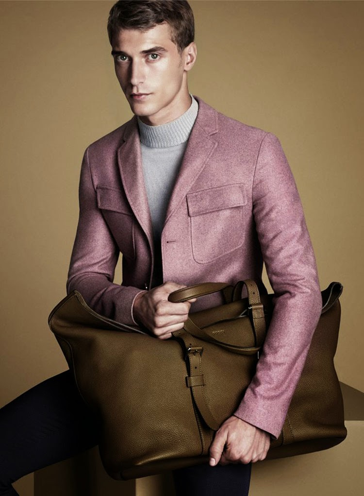 Gucci Menswear Fall/Winter 2014 Campaign - My Face Hunter