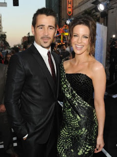 Colin Farrell and Kate Beckinsale