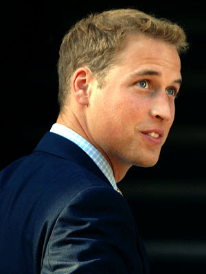prince williams in cairns. prince williams st andrews