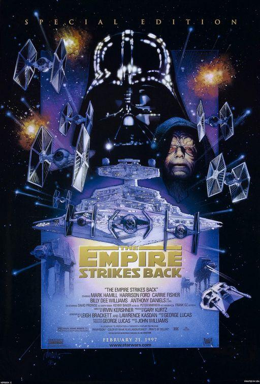 Star Wars Episode 4. Star Wars Episode V - The