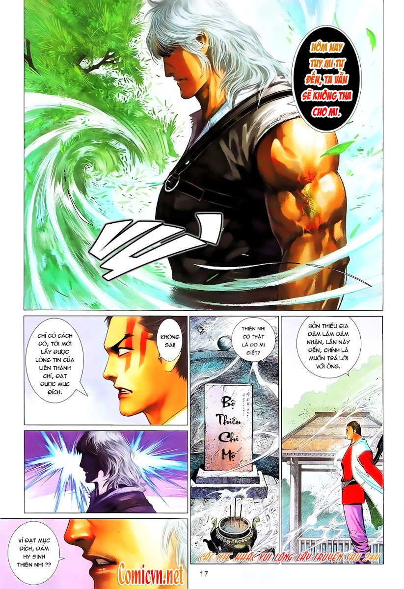 Phong Vân chap 644 Trang 1 - Mangak.info