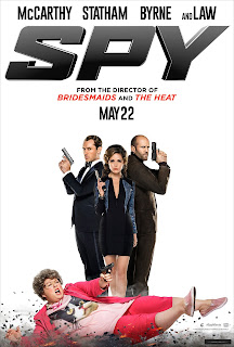 Spy (2015 film) poster