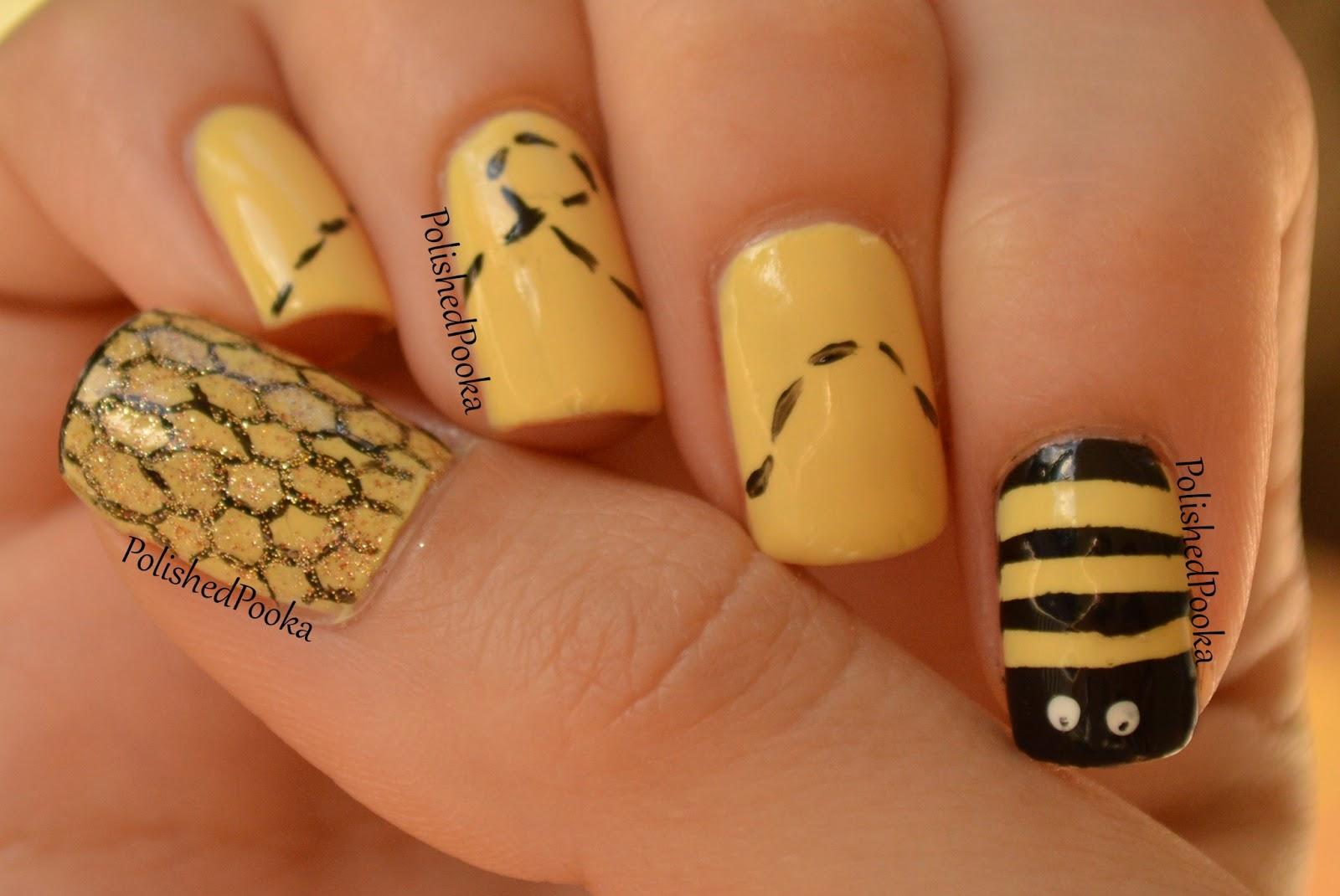 Polished Pooka Honey Bee