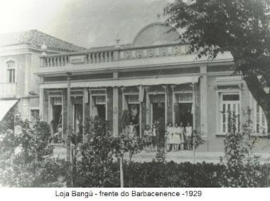 LOJA BANGU EM 1929