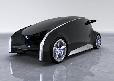 Toyota on Toyota Piensa En El Futuro De Sus Autos   Car0n4n