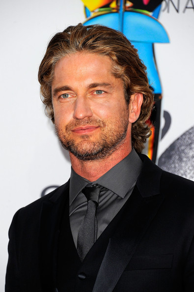 totally hollywood george love gerard butler list guys Gerard butler 2011