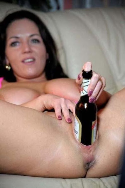 Bottle In The Pussy - Exiporncom