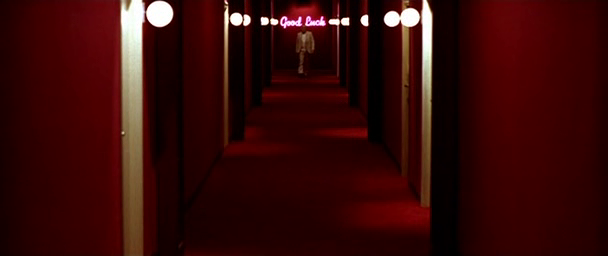 Intacto film 2001 juan carlos fresnadillo good luck red hallway
