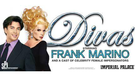 Divas Las Vegas -Starring Frank Marino as Joan Rivers