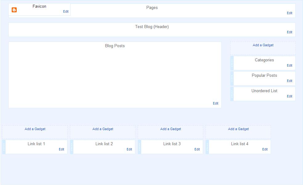 VideoBox Blogger template | Lovely Templates