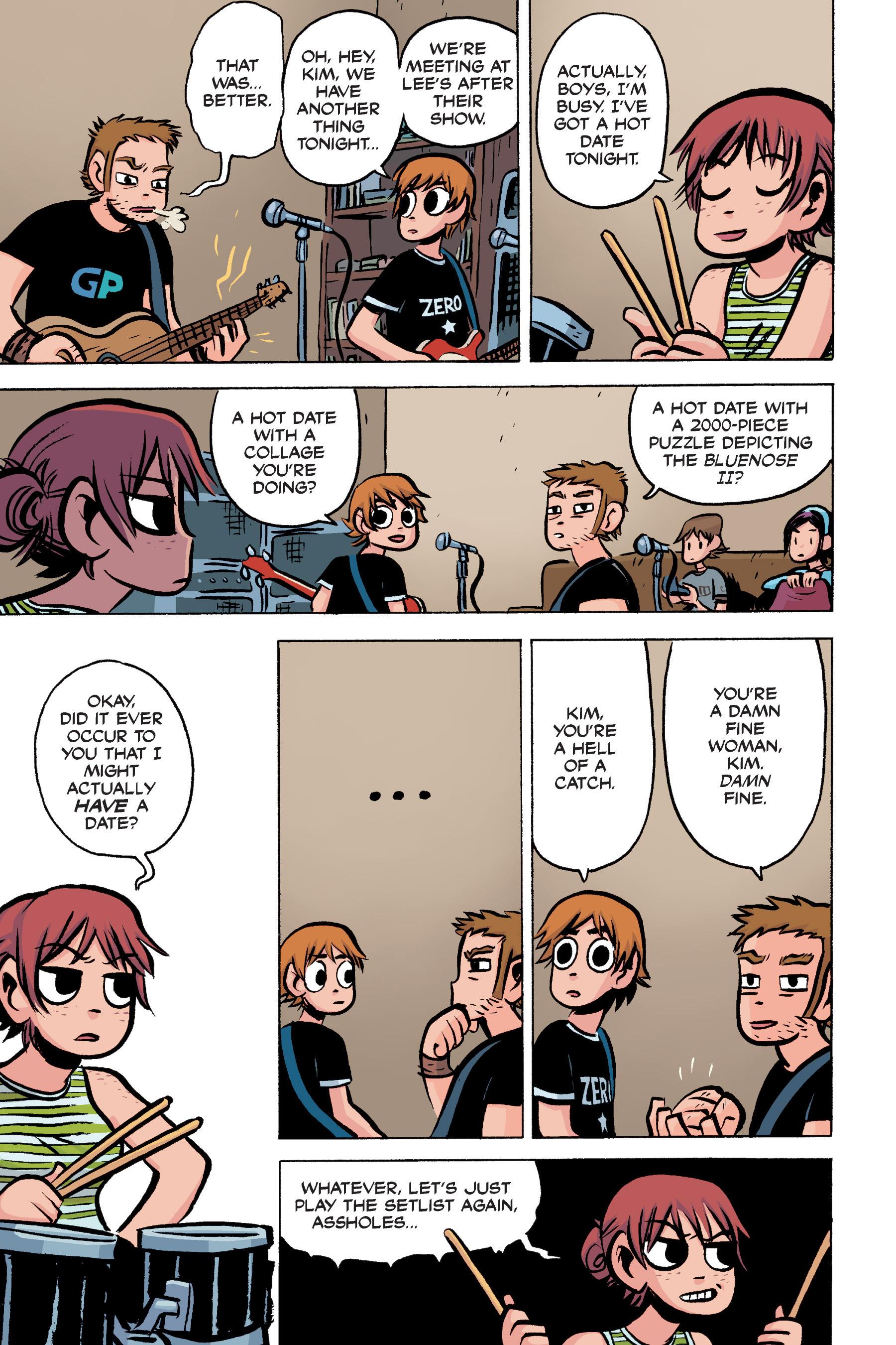 Read online Scott Pilgrim comic -  Issue #3 - 75
