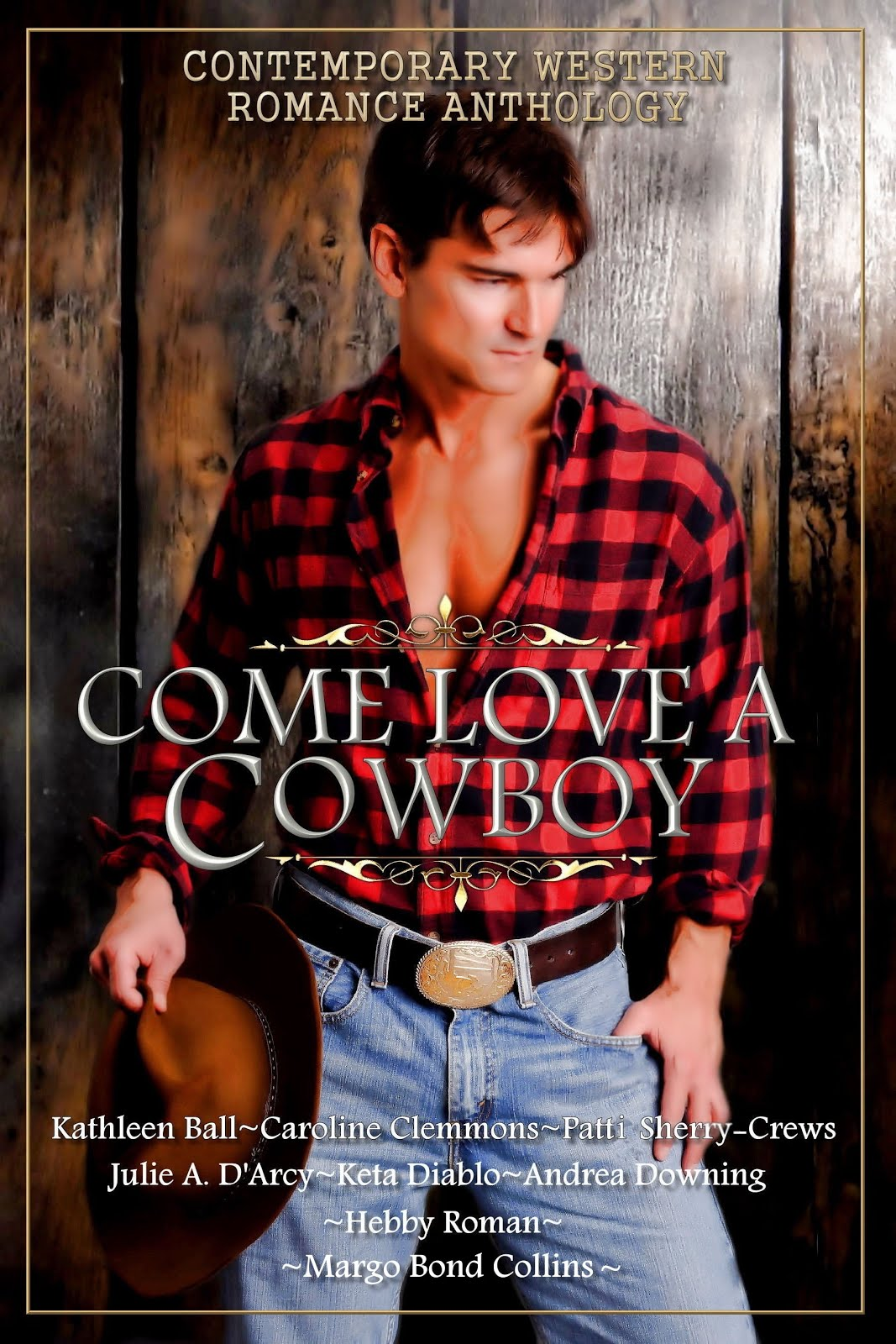 FREE SAMPLER OF COME LOVE A COWBOY