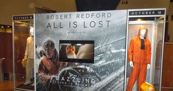 Hollywood Movie Costumes and Props: All Is Lost movie ...