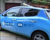Táxis elétricos em Dublin, Irlanda