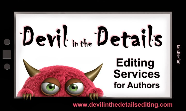 Devil in the Details Editing Services