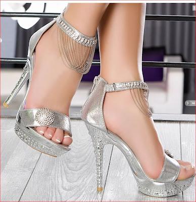 احذية كعب عالي