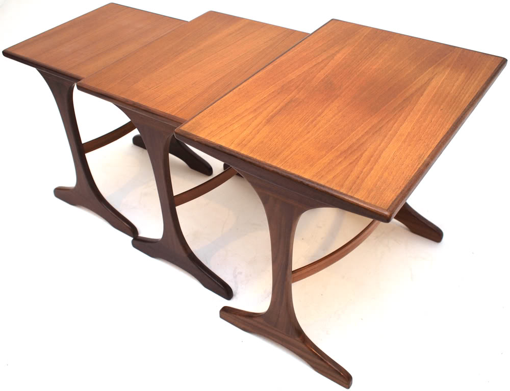 G Plan Coffee Table Nest PDF Woodworking