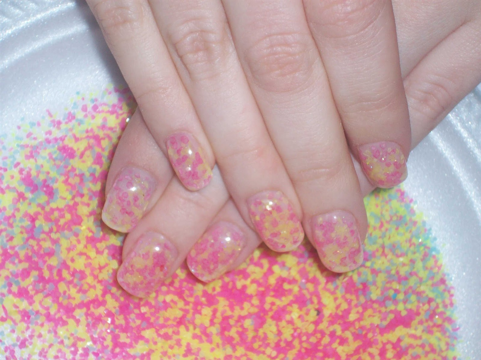 Stylish Pink Nail Paint