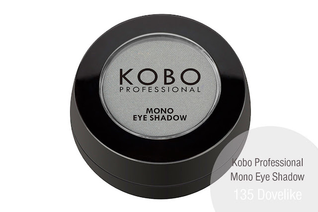 KOBO POFESSIONAL MONO EYE SHADOW 135 Dovelike