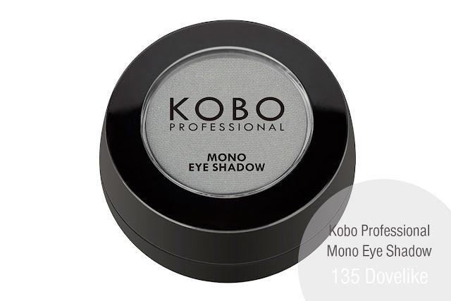 KOBO POFESSIONAL MONO EYE SHADOW 135 Dovelike