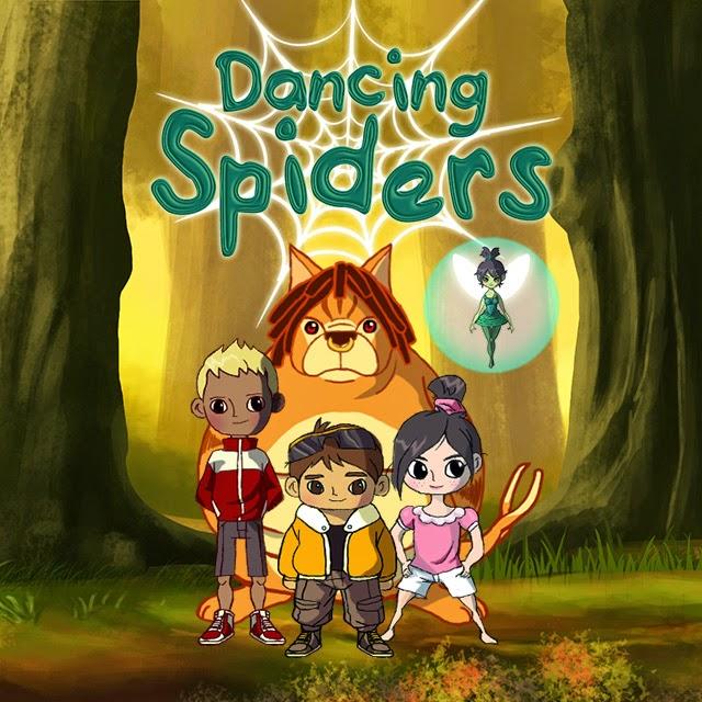 dancing spiders, happy children, positive parenting, protecting children, sandra hugs, sensible, Smart kid, street savvy
