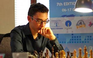 L'Italien Fabiano Caruana © Chessbase