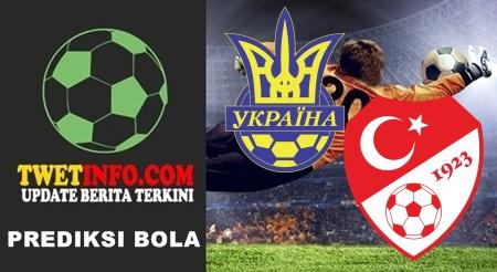 Prediksi Ukraine U19 vs Turkey U19