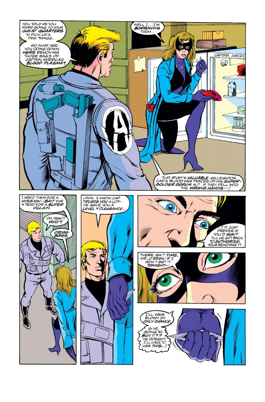 Captain America (1968) Issue #405 #354 - English 20
