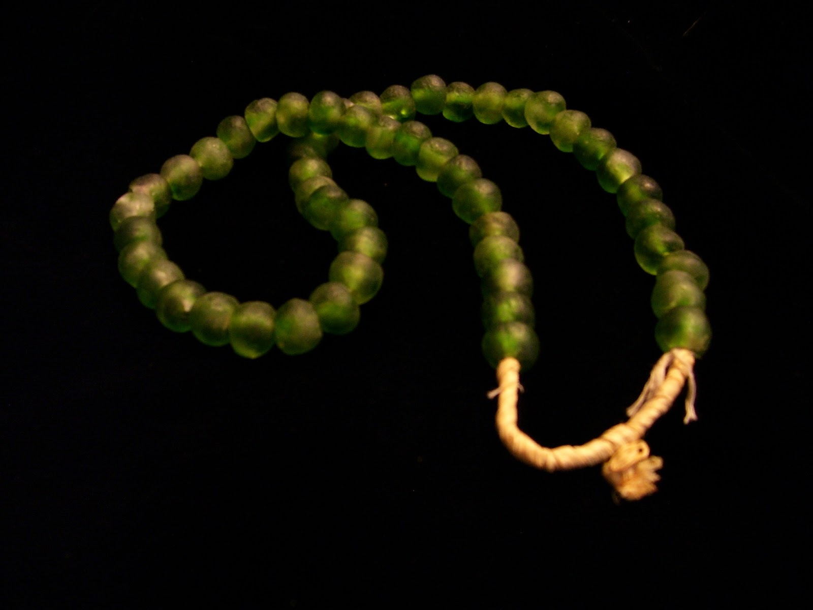 necklace trade early american necklaces bead beads caymancode clay native