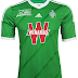 Adidas apresenta novas camisas do Saint Etienne