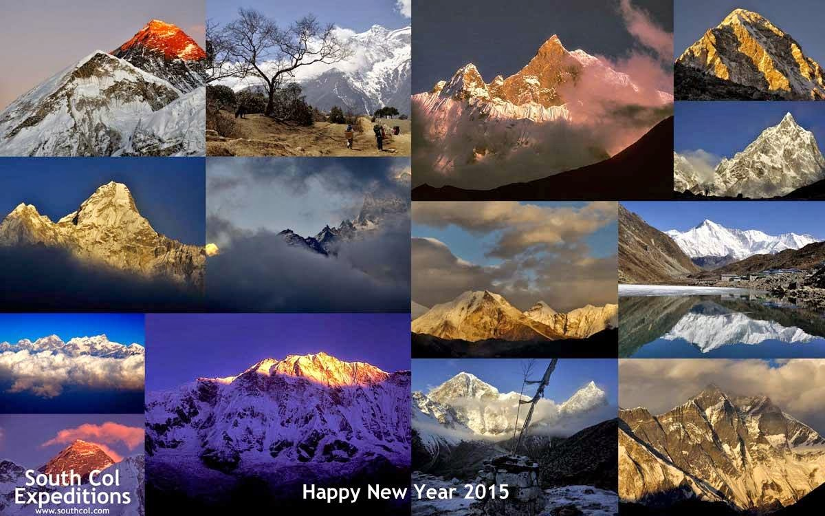New Year 2015 in the mountains cheap