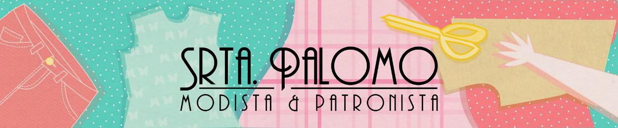 Srta.Palomo-Modista y Patronista. Blog de Corte y Confección.