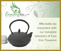 6 Different Tea Giveaway #tea_enjoyingtea