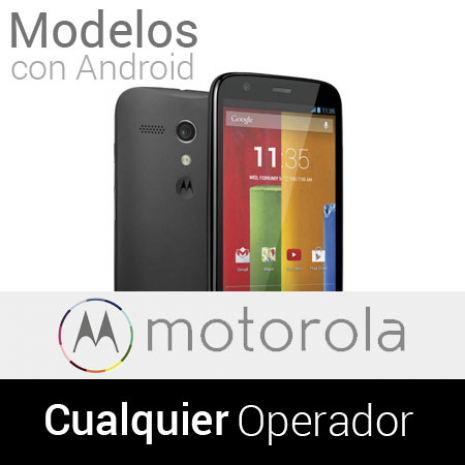 Liberar cualquier Motorola