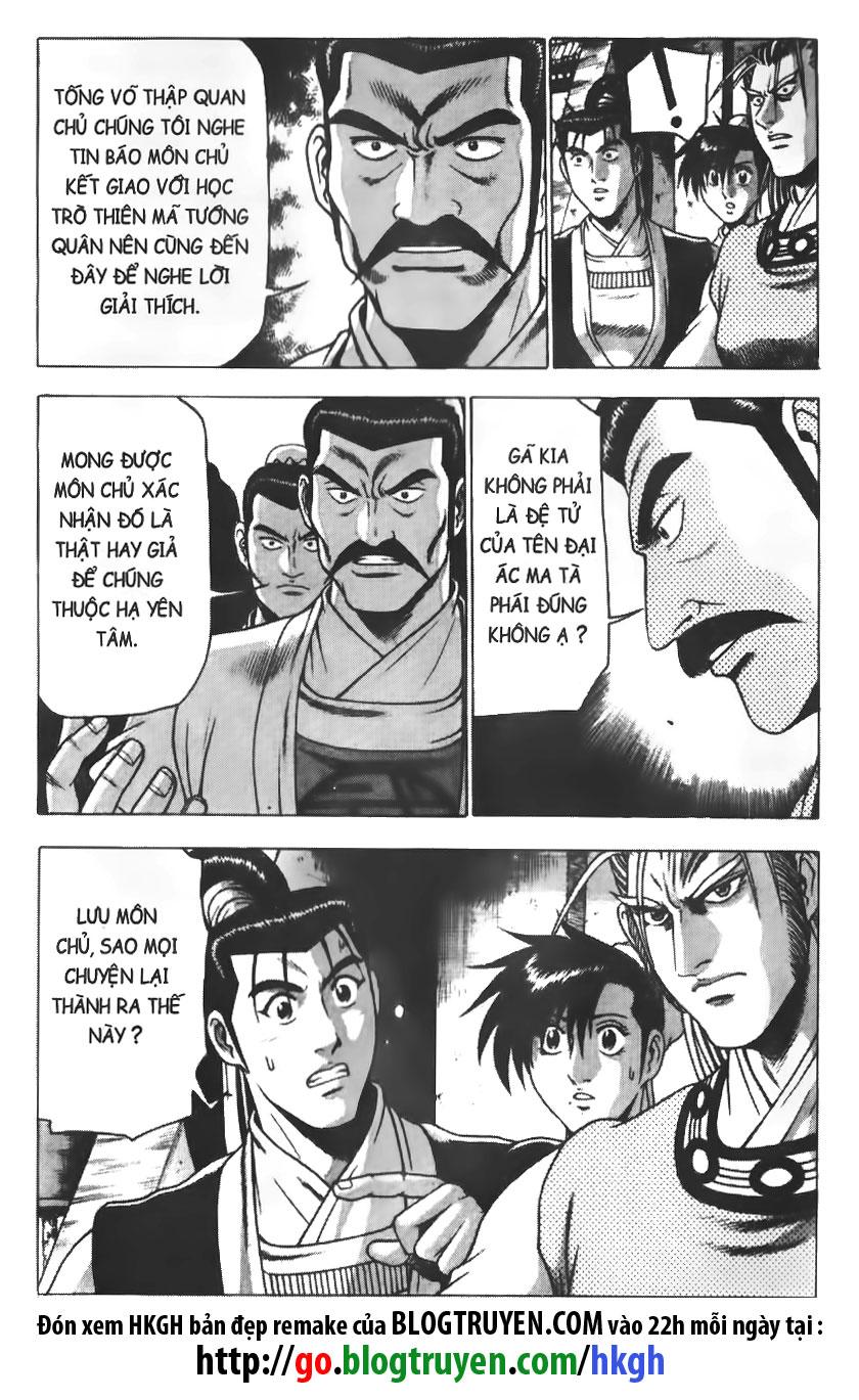 Hiệp Khách Giang Hồ chap 191 page 19 - IZTruyenTranh.com