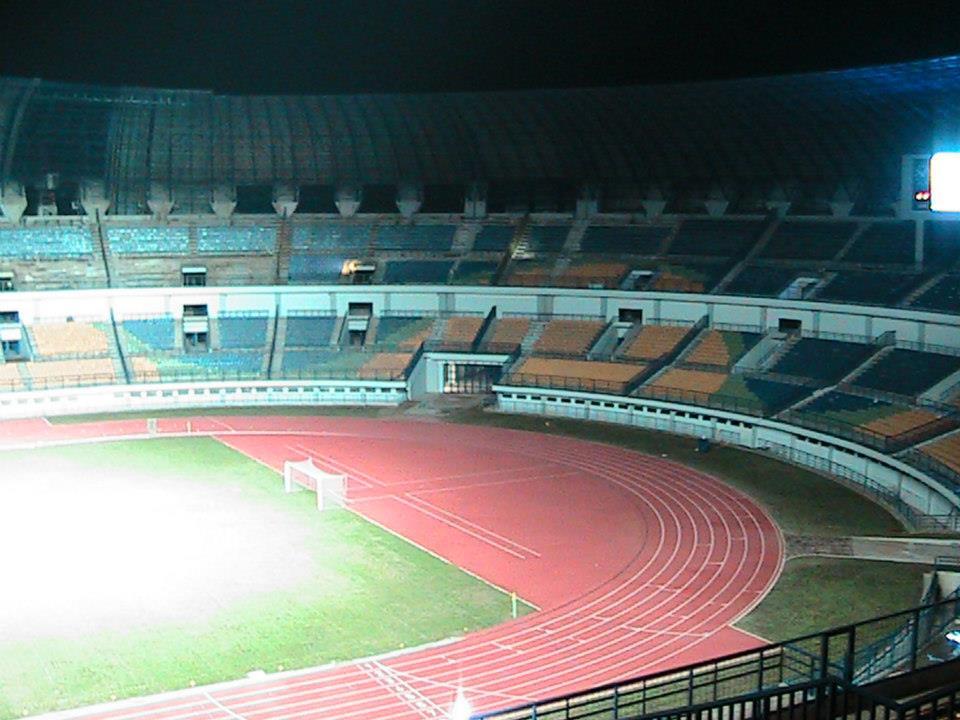 Itulah beberapa foto terbaru dari stadion gedebage mudah-mudahan ...