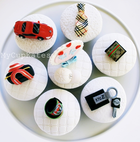MyCupKates - Cakes, Cupcakes & Cookies: Cupcakes for Men