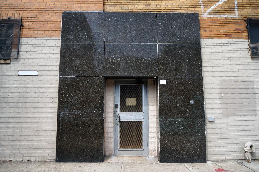 Harte & Company Building entrance