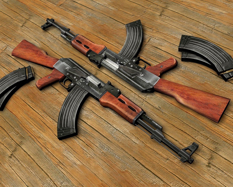 High definition weapons gun sword wallpaper
