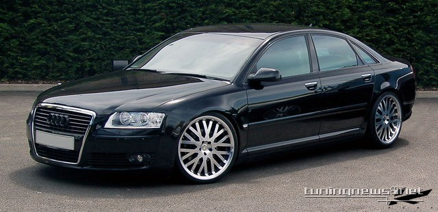 Vag Cars Pictures Audi A8