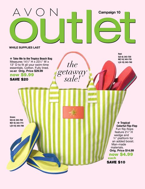 Shop Avon Outlet Online