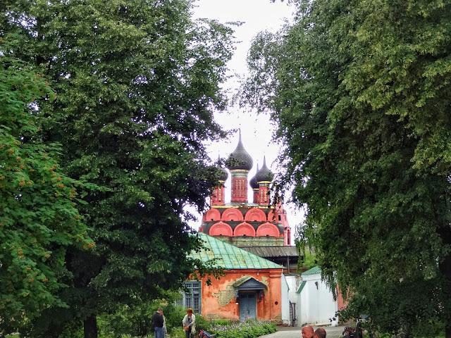 храмы Ярославля. Что посмотреть в Ярославле? кремль